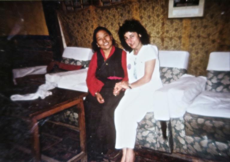 Mayumla et Lise
